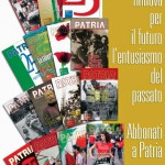 COPERTINA PATRIA 2011